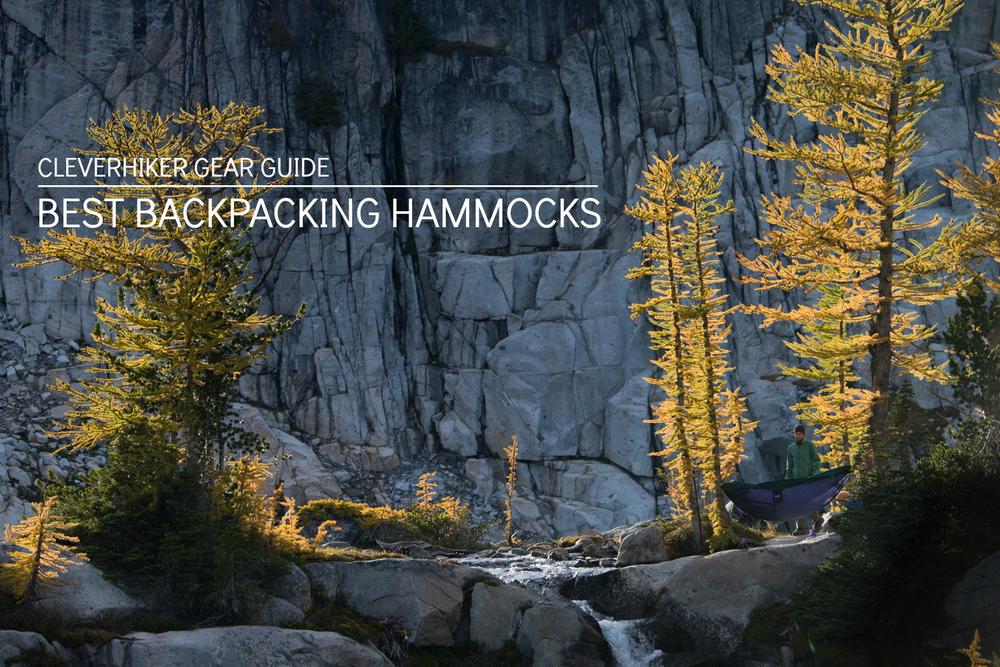 updated best backpacking hammocks   gear guide    updated best backpacking hammocks   gear guide  u2014 cleverhiker  rh   cleverhiker