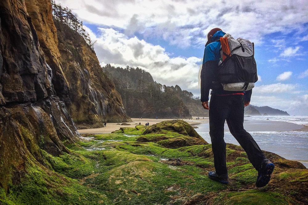 Hyperlite Mountain Gear 2400 Southwest Backpack Review — CleverHiker 0355caab30