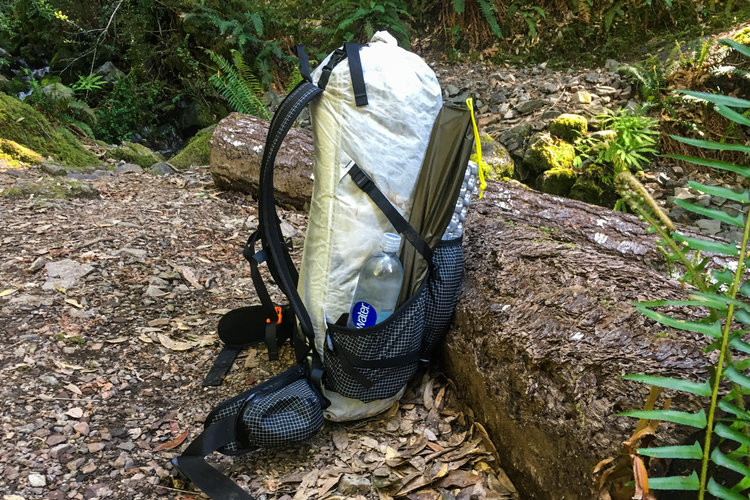 Hyperlite Mountain Gear 2400 Southwest Backpack Review — CleverHiker bc3421fc5