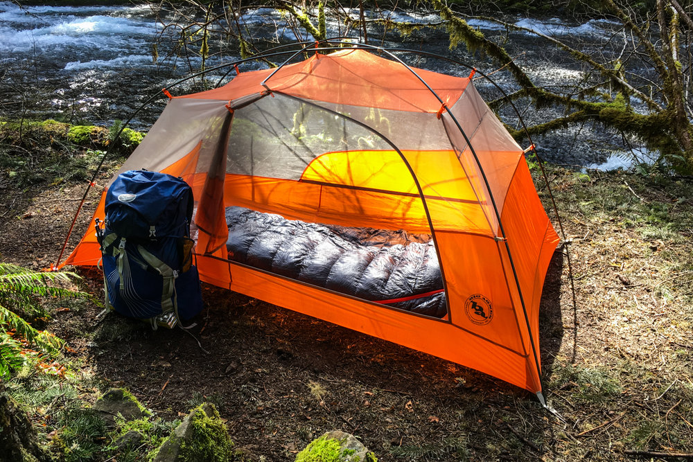 0b3e58a816f Big Agnes Copper Spur HV UL2 Tent Review — CleverHiker
