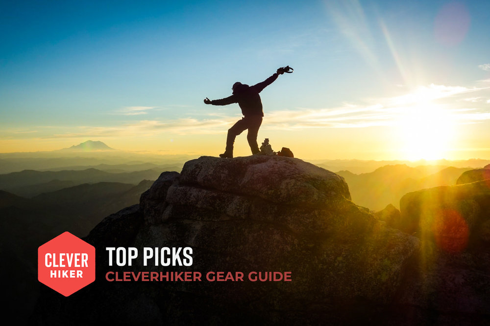CleverHiker Top gear picks - get the gear
