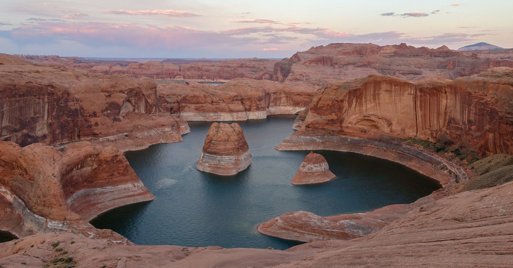 reflection canyon backpacking guide cleverhiker