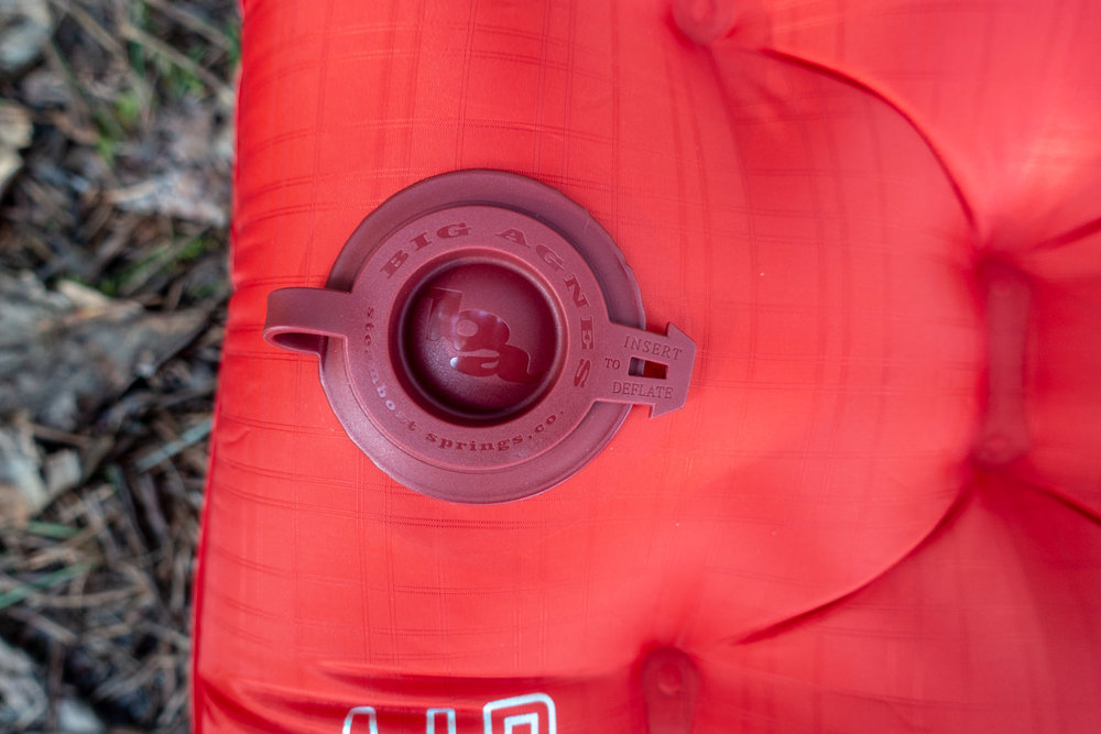 cef5f4ad728 Big Agnes Insulated AXL Sleeping Pad Review — CleverHiker