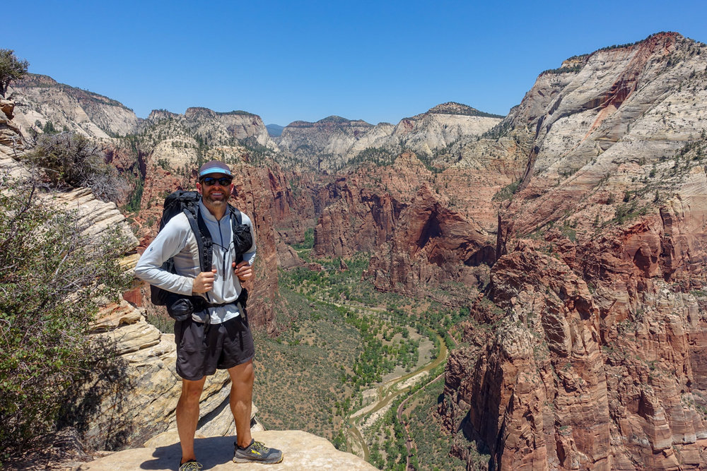 Zion Traverse Backpacking Guide — CleverHiker b510ed996cc6b