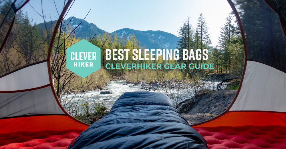 7 Best Backpacking Sleeping Bags of 2019 — CleverHiker 697a549860c2