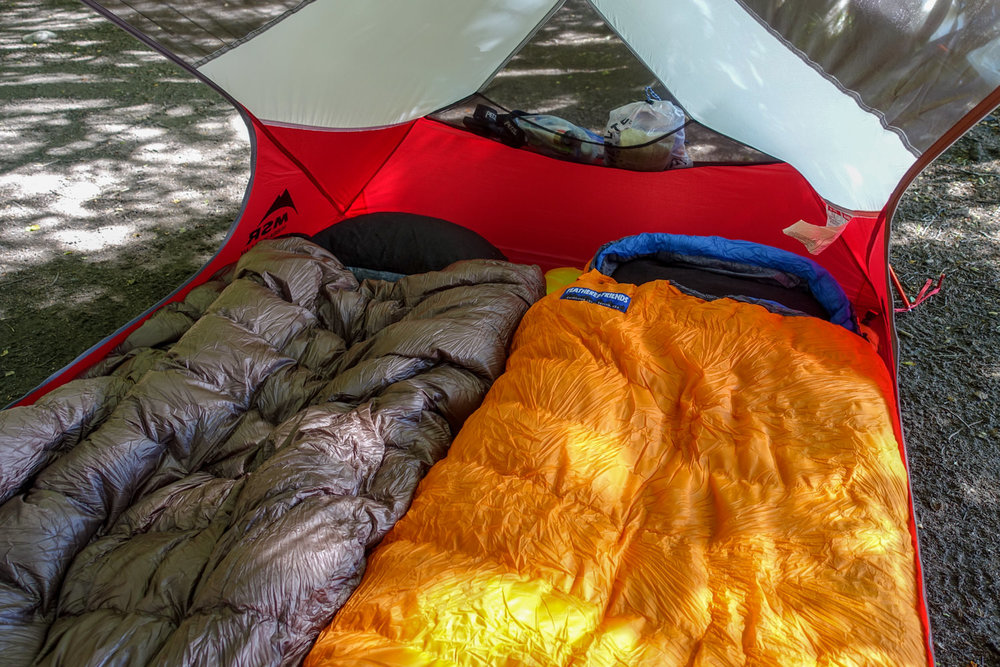 best backpacking sleeping bag under 200