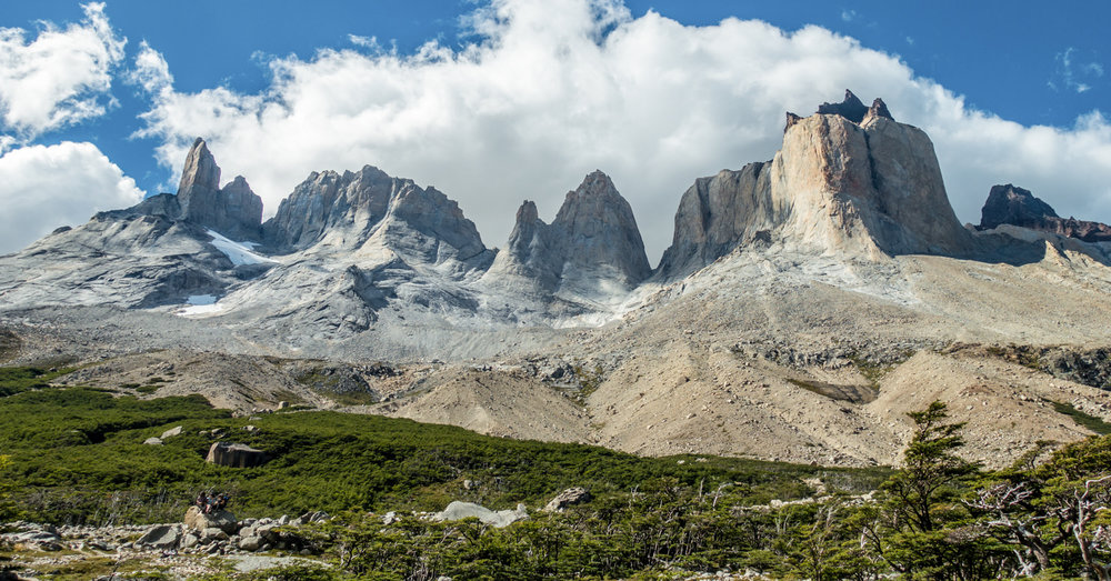 Torres del paine trek | rmi expeditions.