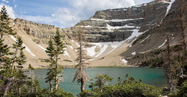 Amethyst basin backpacking Guide-high Uintas
