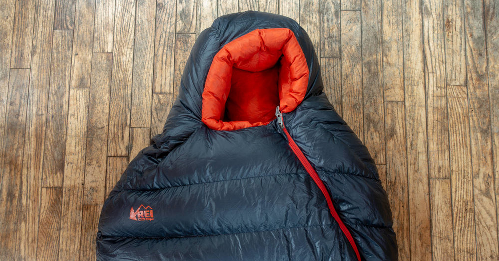 14904a76a6 A quality sleeping bag may be one of the biggest backpacking investments  you ever make. Your sleep sack will likely cost hundreds of dollars