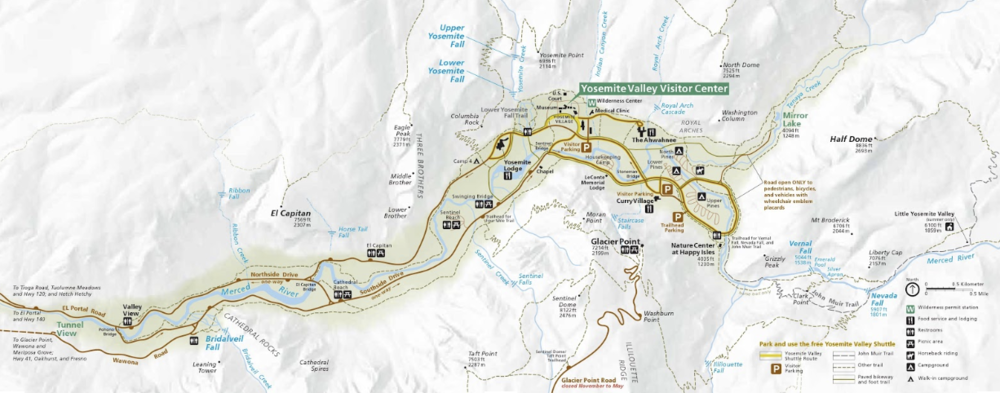map provided by nps.gov