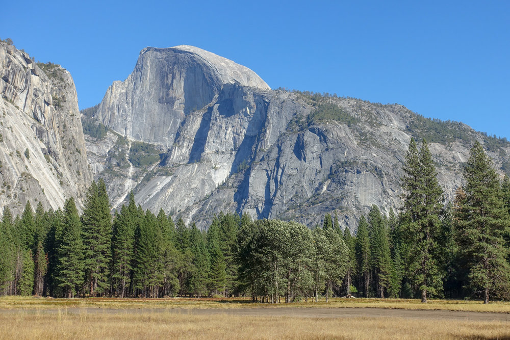 Half Dome Hiking Guide Yosemite National Park Cleverhiker
