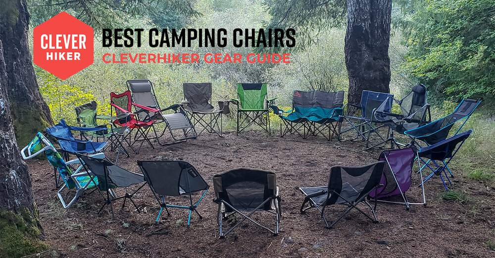 10 Best Camping Chairs Of 2019 Cleverhiker