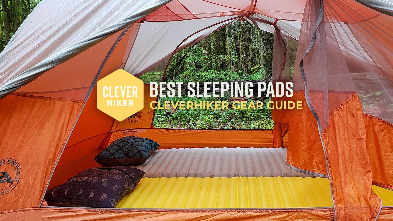 10 Best Backpacking Sleeping Pads Of 2021 Cleverhiker