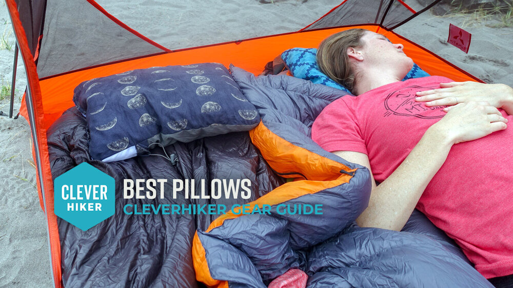 10 Best Backpacking Camping Pillows Of 2021 Cleverhiker