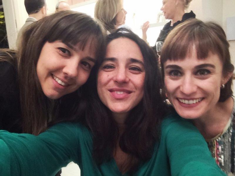 Daniela Daruj, Beatriz Thomé e Cristina Tolovi