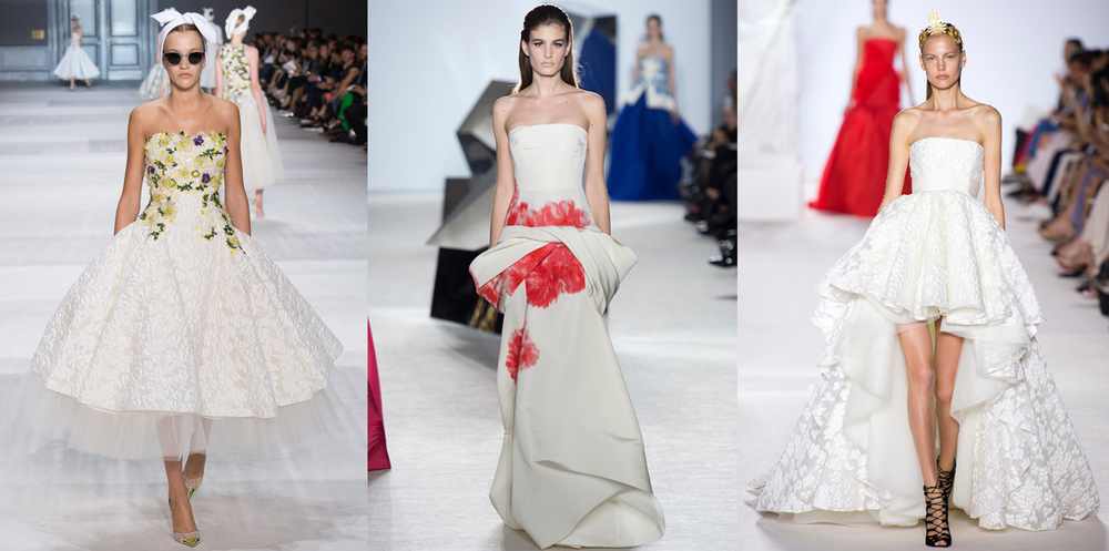 Style.com - Giambattista Valli - FALL 2014 COUTURE - SPRING 2014 COUTURE- FALL 2013 COUTURE