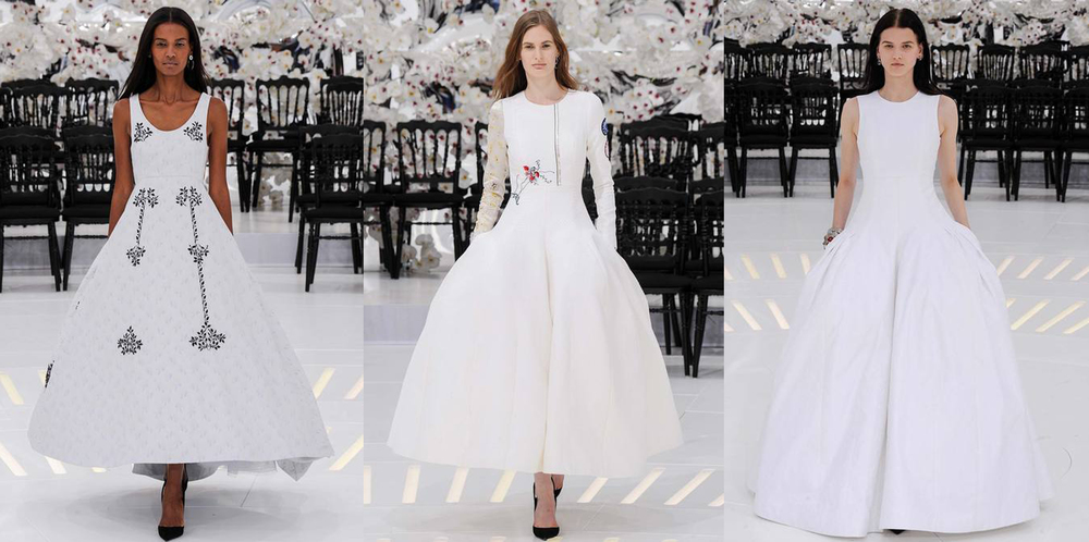 Style.com - Christian Dior -  FALL 2014 COUTURE