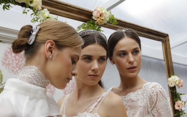 Os acessórios de cabelo das noivas, da BGB Celebration- Foto: Carol Cairo/Bazaar