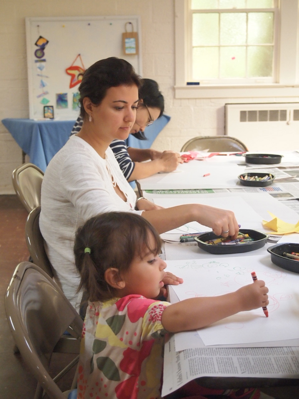 Mommy & Me Art Workshop