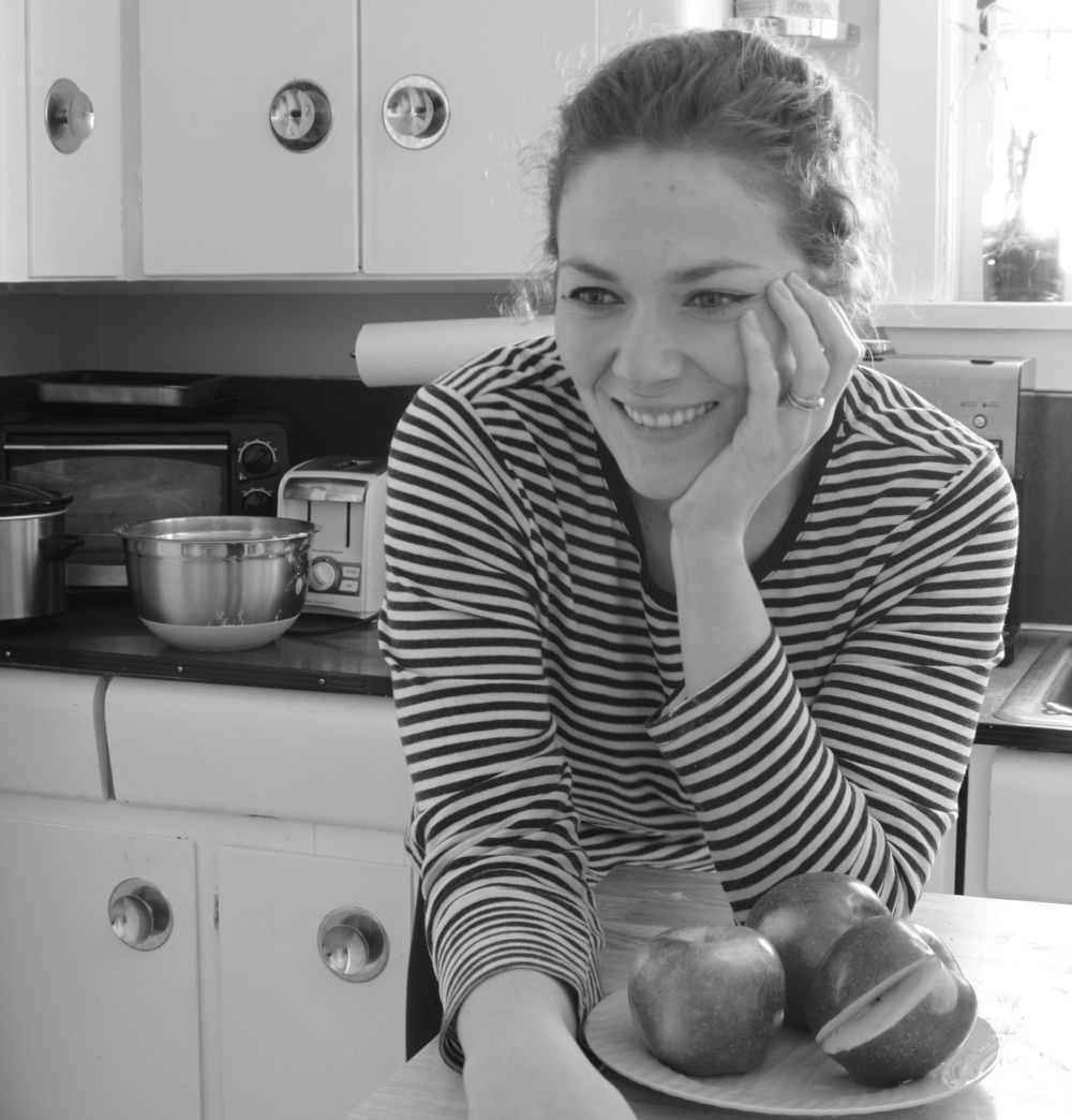 Hi, I am Kristie. Welcome to my blog! I am a chef, baker and animal lover living in Nelson, British Columbia. I am passionate about local ingredients, whole foods & making everything from scratch. Everything you find on this blog is vegetarian or vegan, and the majority is gluten free, too (except for the older recipes). I hope you enjoy your time here.