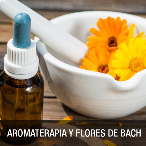 Aromaterapia Holistica y Flores de Bach