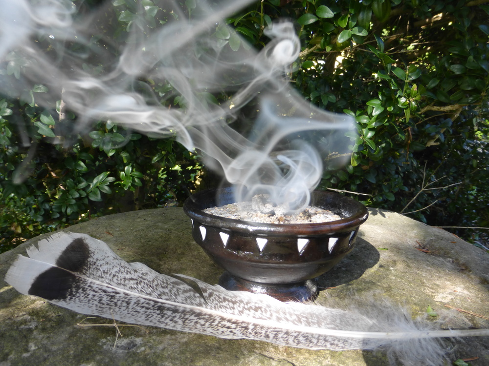 Smudging for the Beginner