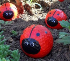 Aren't these cute? - You must come make these with the kids or make one for yourself, your garden needs one!