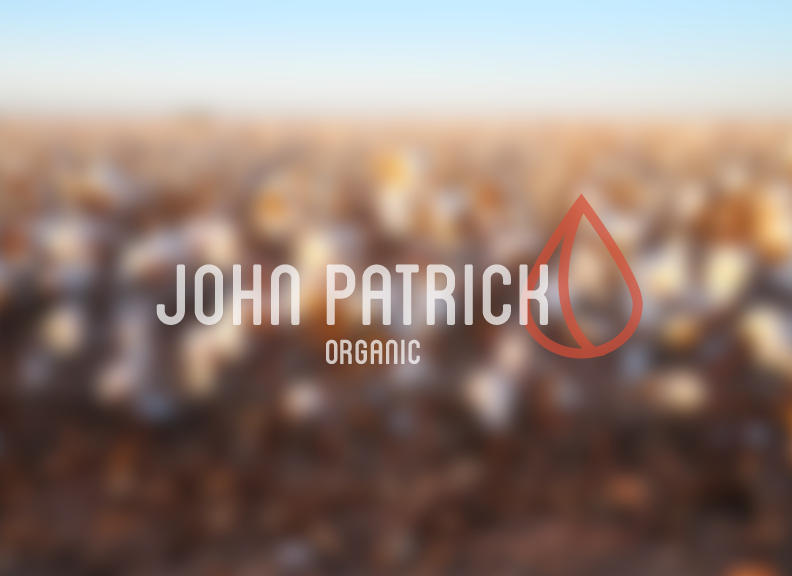 This logo designs puts emphasis on the John Patrick name instead of organic because organic is a commonly used word. This makes it difficult to search for the brand on search engine sites.