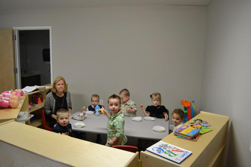 Nursery Sunday School