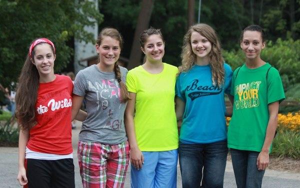 Teen Program - At Camp