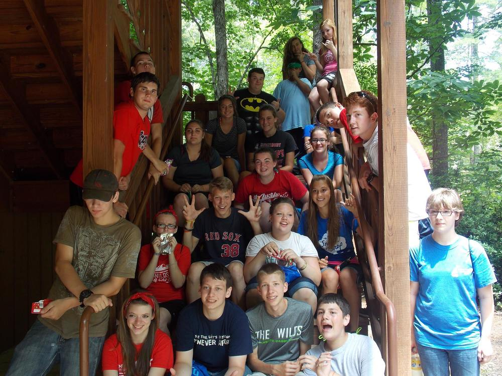 Teen Program - At Camp