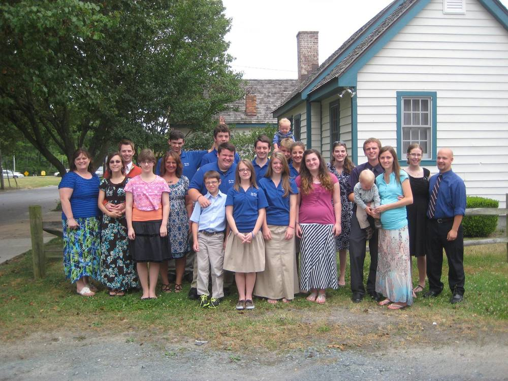 Teen Program- Helping a Church