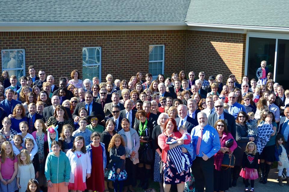 Tidewater Baptist's 50th Anniversary
