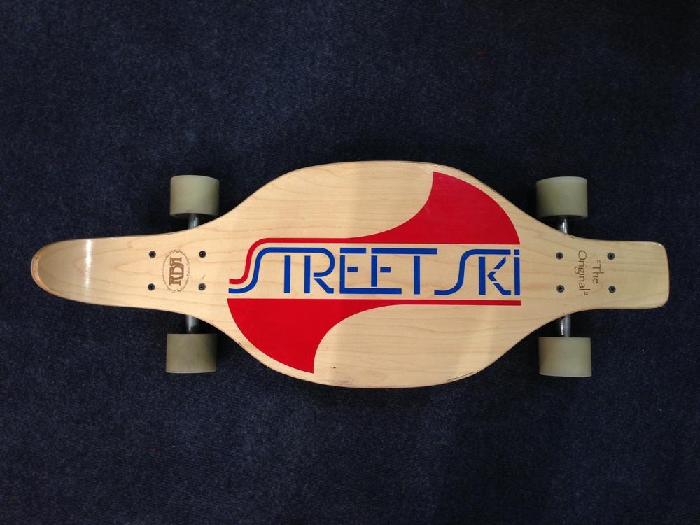 The Original Street Ski