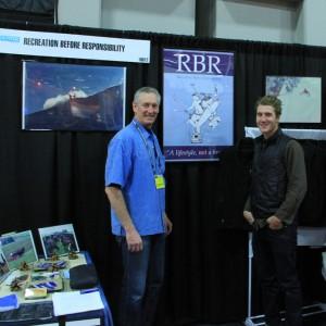 John Miller, President, and son Brett Miller