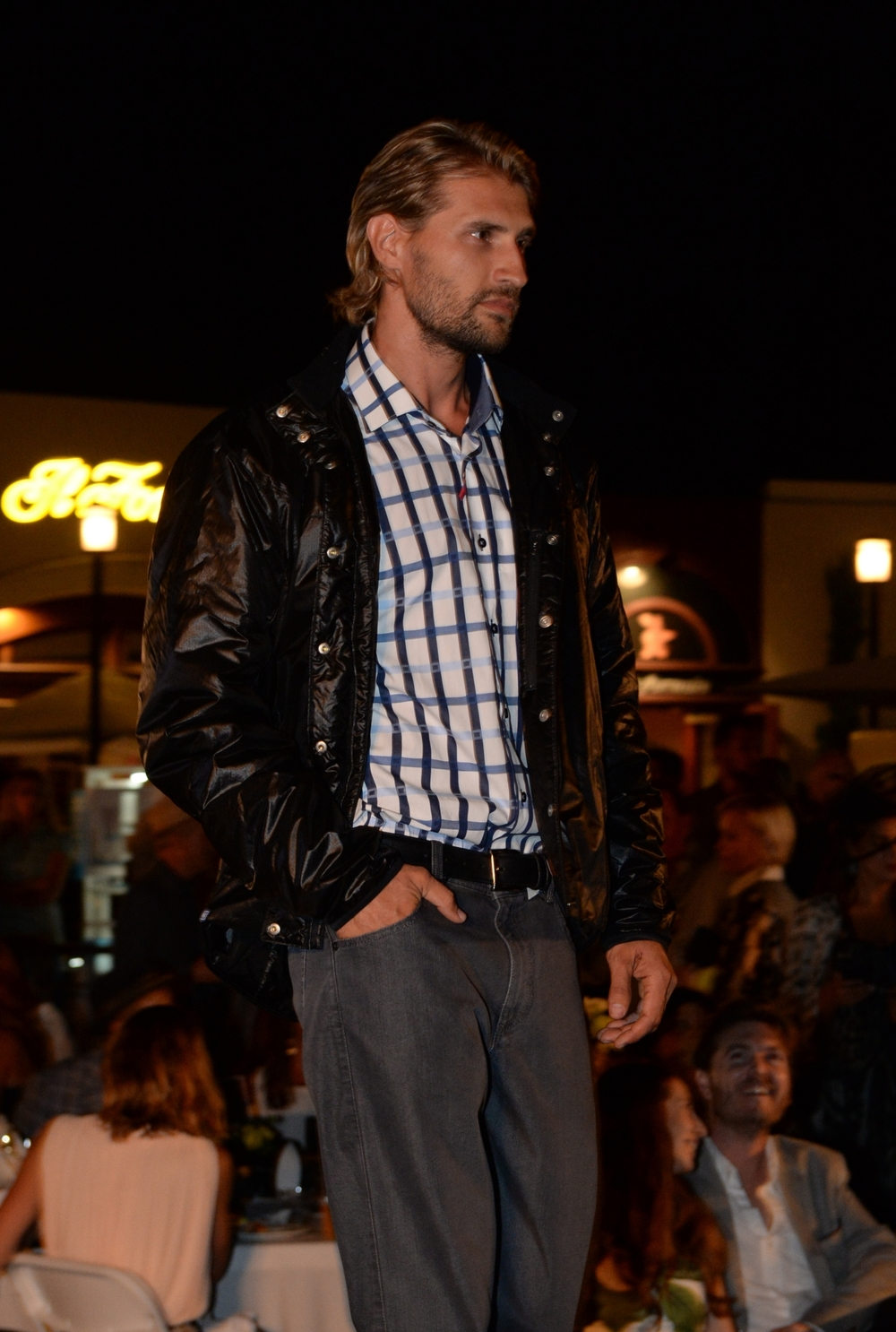 Haute2TrotFM_Male Model in Amish Ripstop Jacket.JPG