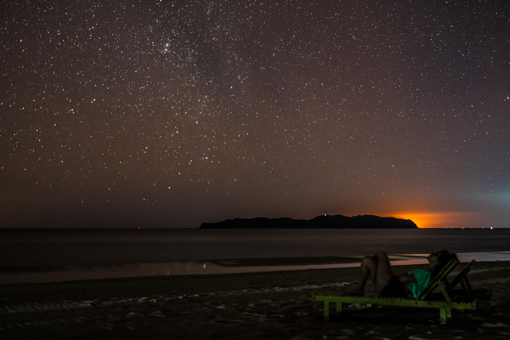 Palawan, nacpam beach