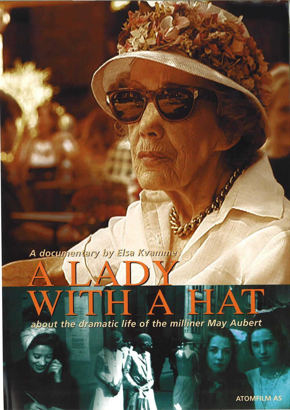 En dame med hatt Poster.jpg