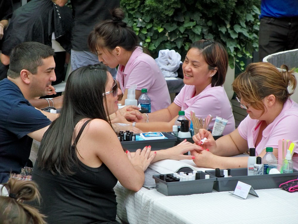 Mobile Manicure Event