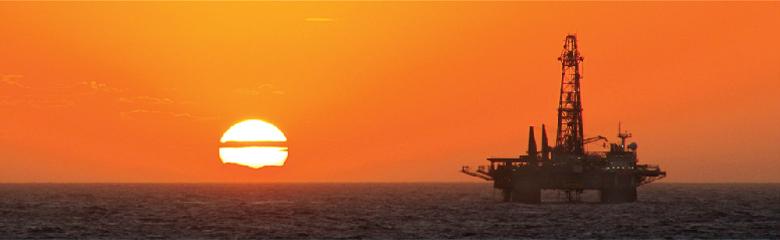 Offshore oil & gas drilling platform