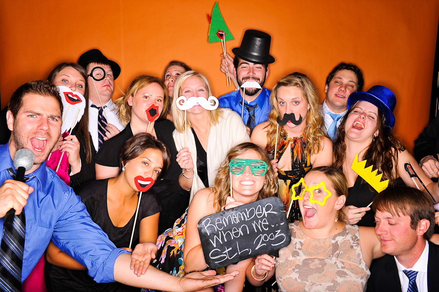 Photo booth for weddings dfw area