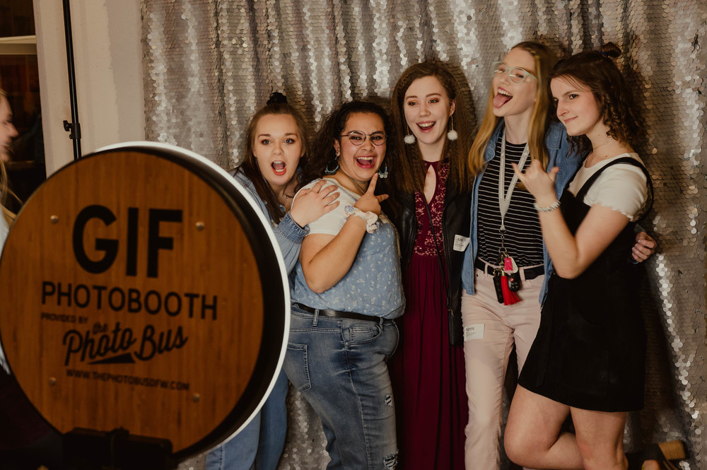 ideas for a photo booth in Frisco Texas