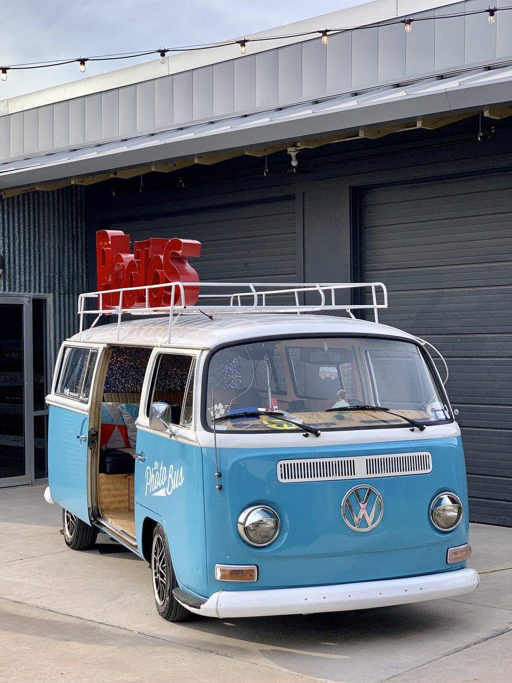 The Photo Bus DFW at MOPAC