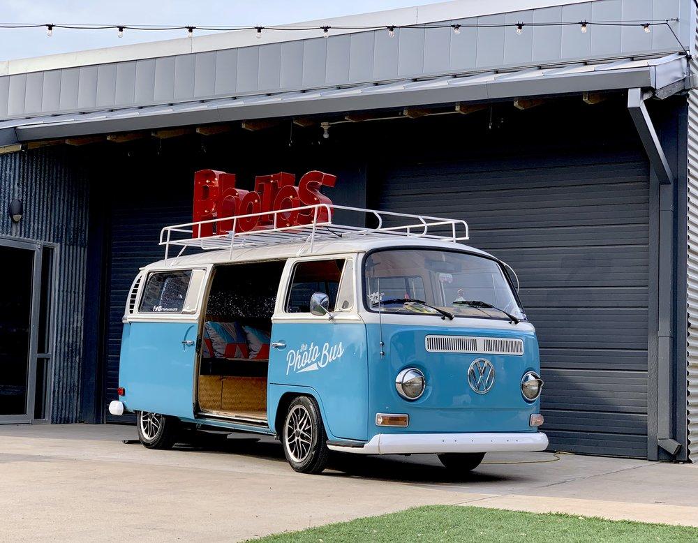 VW Van Photo Booth