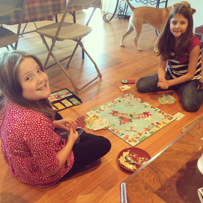 Playing Parade-opoly