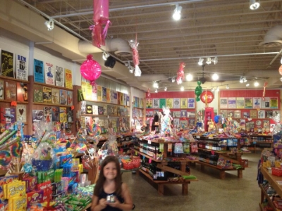 Rocket Fizz Soda Pop & Candy Shop on Park Aveue Winter Park