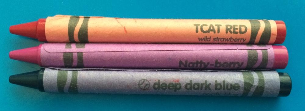 Crayola Experience Orlando, FL Custom Crayon Names