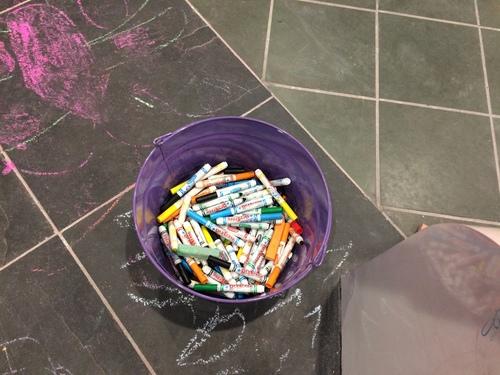 Crayola Experience Orlando, FL SCRIBBLE SQUARE Dry Erase Markers
