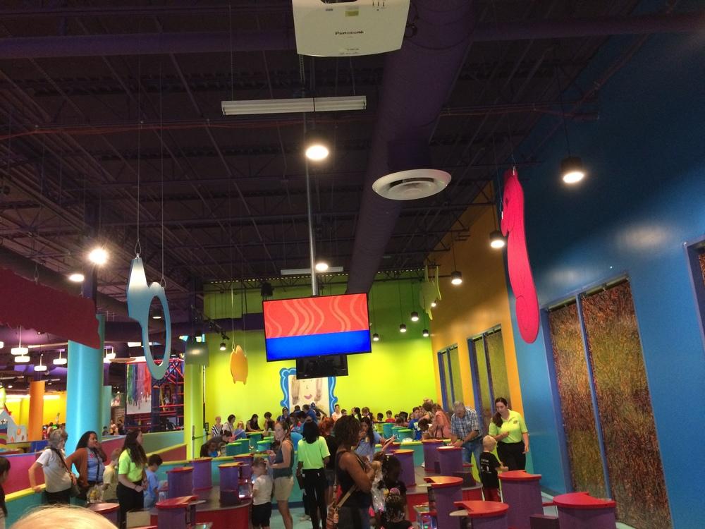 Crayola Experience Orlando, FL MELT & MOLD