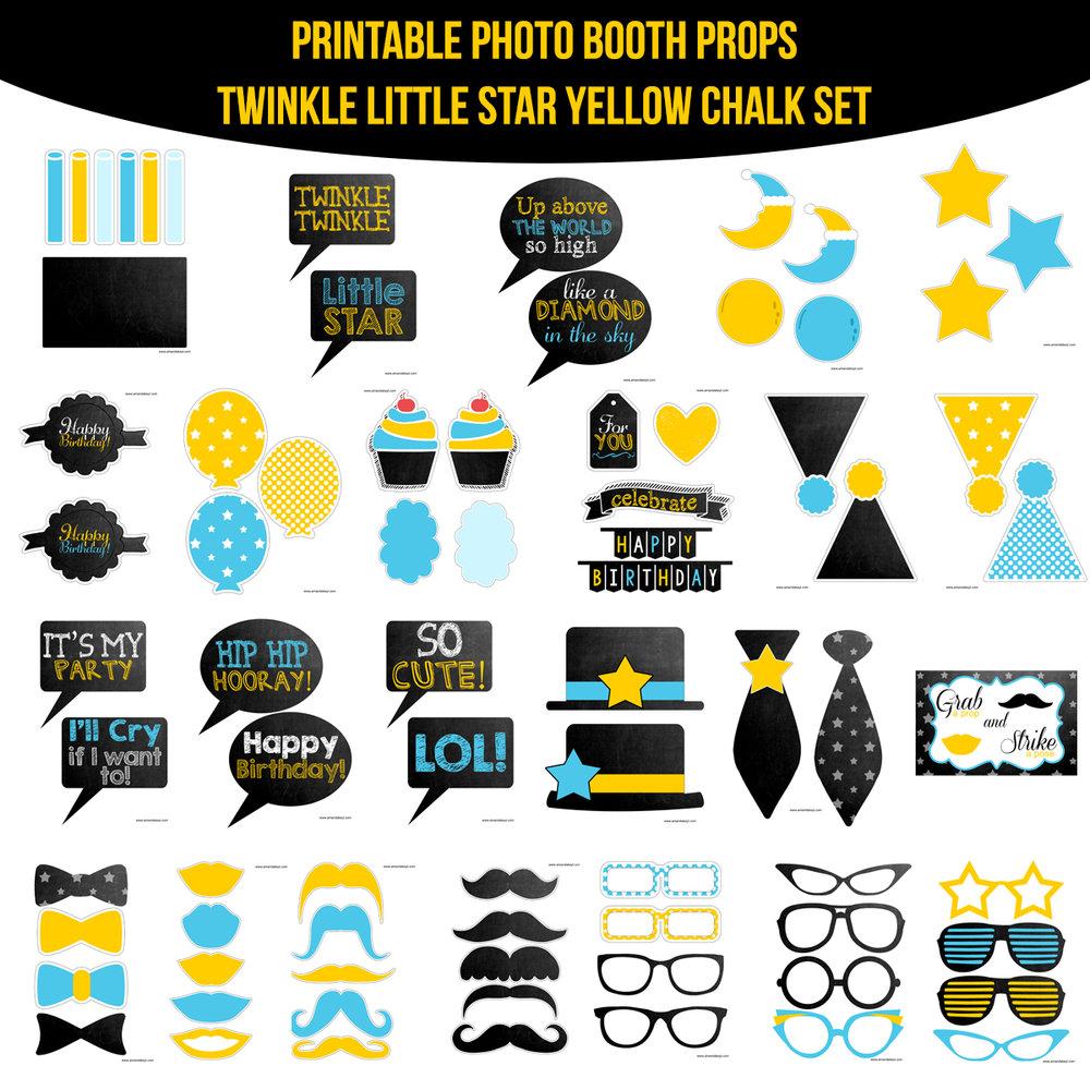 Copy of Twinkle Star